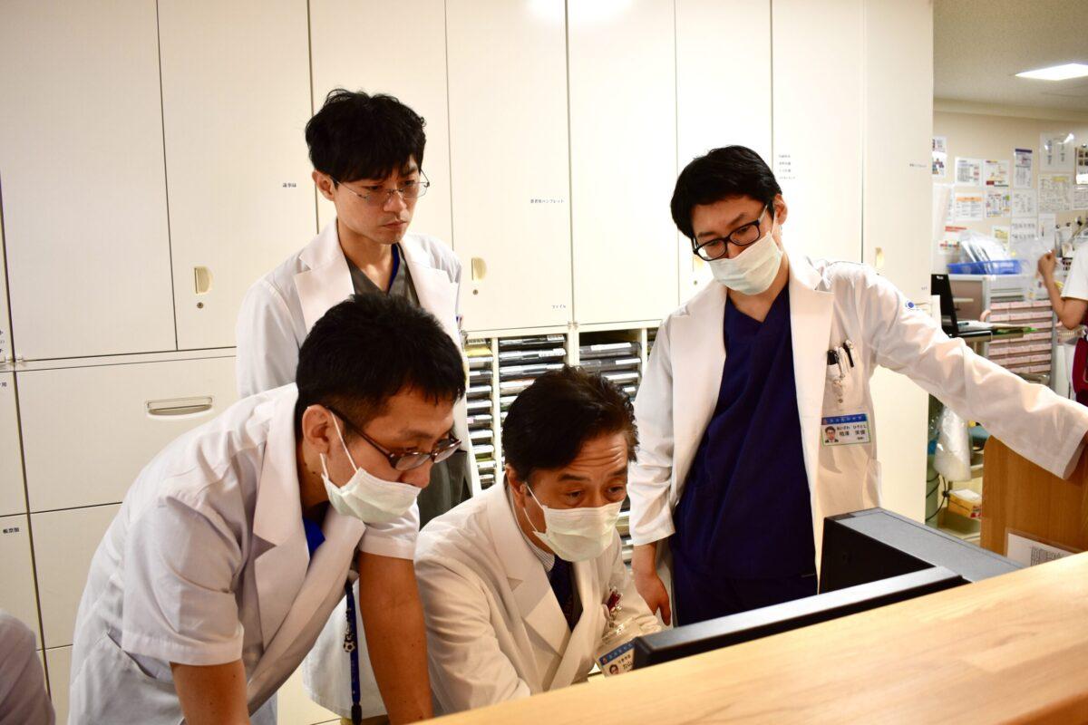 自治医科大学附属さいたま医療センター 一般・消化器外科の診療科のご案内画像